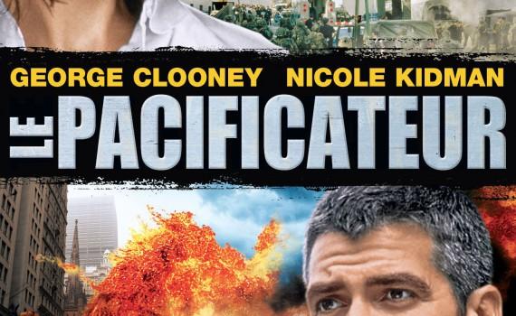 """Affiche du film """"Le Pacificateur"""""""
