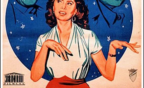 """Affiche du film """"Le signe de Vénus"""""""