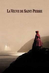 """Affiche du film """"La veuve de Saint-Pierre"""""""