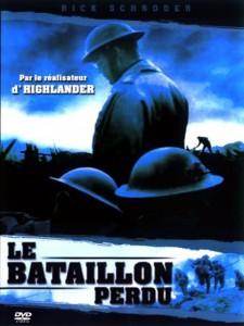 """Affiche du film """"Le Bataillon Perdu"""""""