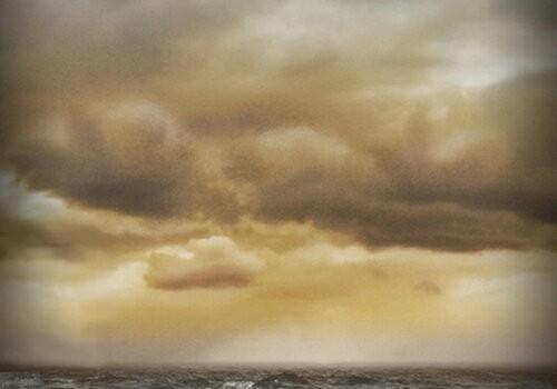 "Affiche du film ""Breaking the Waves"""