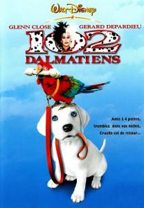 """Affiche du film """"Les 102 Dalmatiens"""""""