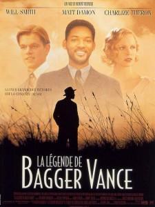 """Affiche du film """"La légende de Bagger Vance"""""""