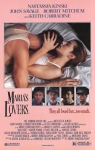 "Affiche du film ""Maria's Lovers"""