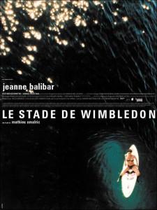 """Affiche du film """"Le stade de Wimbledon"""""""