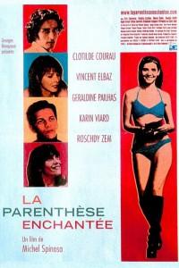 """Affiche du film """"La Parenthèse enchantée"""""""