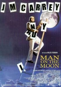 "Affiche du film ""Man on the Moon"""