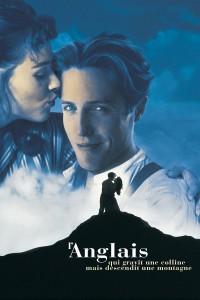 """Affiche du film """"L'Anglais qui gravit une colline mais descendit une montagne"""""""