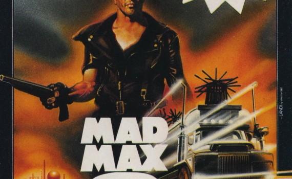 """Affiche du film """"Mad Max 2 : Le défi"""""""