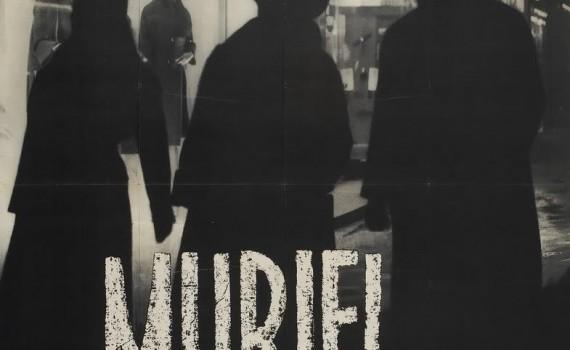 """Affiche du film """"Muriel, ou le Temps d'un retour"""""""