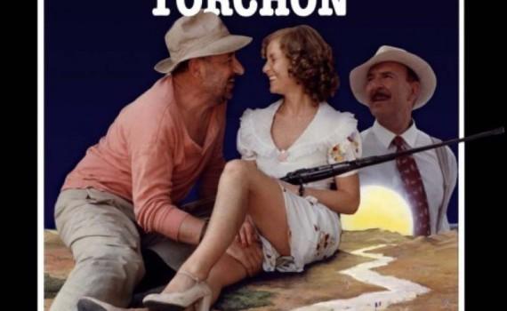 """Affiche du film """"Coup de torchon"""""""