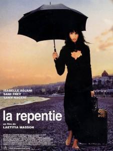 """Affiche du film """"La repentie"""""""