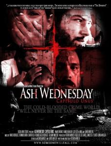 """Affiche du film """"Ash Wednesday : Le Mercredi des cendres"""""""