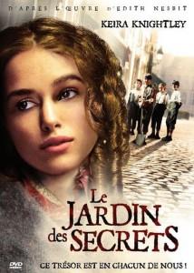 """Affiche du film """"Le jardin des secrets"""""""