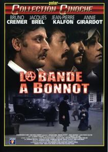 """Affiche du film """"La Bande à Bonnot"""""""