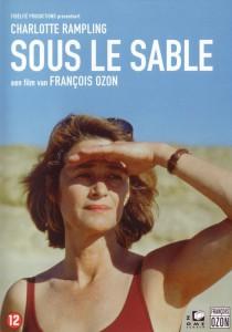 """Affiche du film """"Sous le Sable"""""""