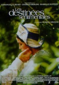 """Affiche du film """"Les destinées sentimentales"""""""