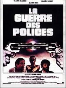 """Affiche du film """"La Guerre Des Polices"""""""