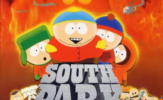 """Affiche du film """"South Park - Le film"""""""