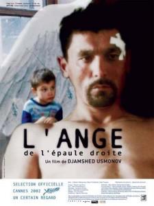 """Affiche du film """"Fararishtay kifti rost"""""""