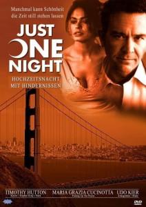 """Affiche du film """"Just One Night"""""""