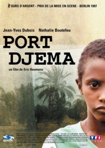 "Affiche du film ""Port Djema"""