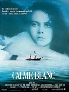 "Affiche du film ""Calme Blanc"""