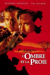 """Affiche du film """"L'Ombre et la Proie"""""""