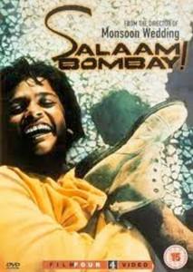 """Affiche du film """"Salaam Bombay!"""""""