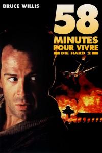 """Affiche du film """"Die Hard 2 - 58 minutes pour vivre"""""""