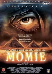 """Affiche du film """"La Malédiction de la Momie"""""""
