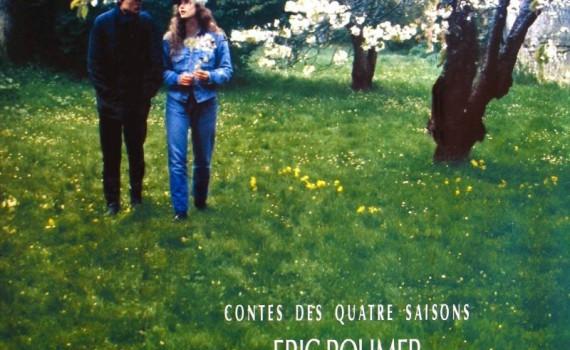 """Affiche du film """"Conte de printemps"""""""