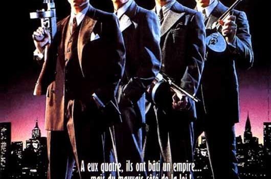 """Affiche du film """"Les indomptés"""""""