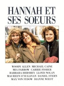 """Affiche du film """"Hannah et ses soeurs"""""""