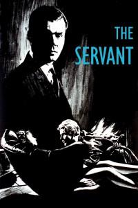 "Affiche du film ""The Servant"""