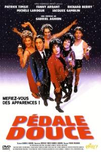 """Affiche du film """"Pédale douce"""""""