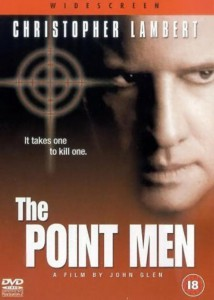 """Affiche du film """"The Point Men"""""""