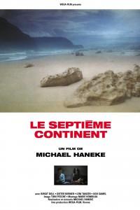"""Affiche du film """"Le septième continent"""""""