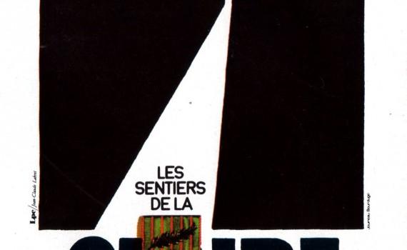 """Affiche du film """"Les Sentiers de la gloire"""""""