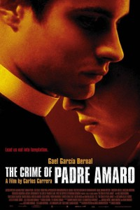 """Affiche du film """"Le Crime du père Amaro"""""""