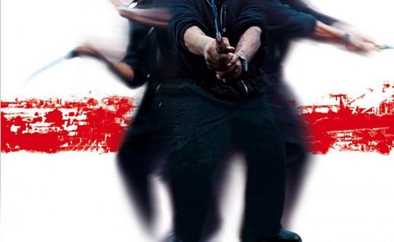 """Affiche du film """"Ghost Dog, la voie du samouraï"""""""