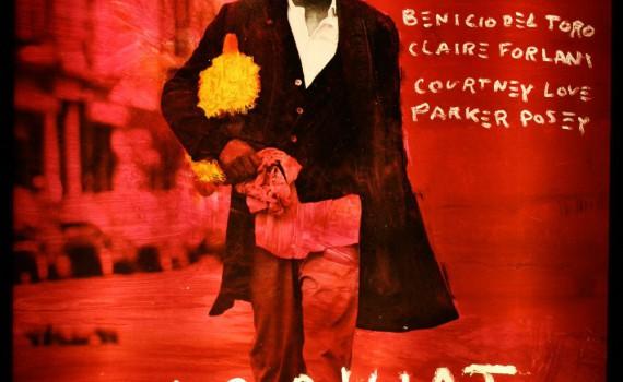 """Affiche du film """"Basquiat"""""""