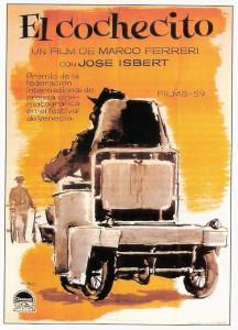 """Affiche du film """"El cochecito"""""""
