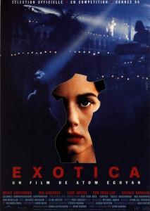 """Affiche du film """"Exotica"""""""