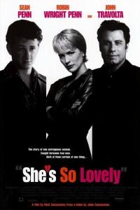 """Affiche du film """"She's So Lovely"""""""