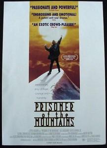 """Affiche du film """"Le prisonnier du Caucase"""""""
