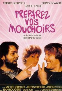 """Affiche du film """"Préparez vos mouchoirs"""""""