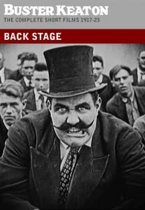 """Affiche du film """"Back stage"""""""