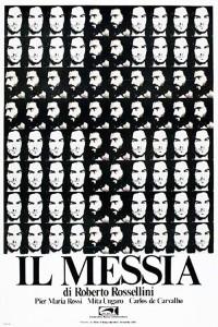 """Affiche du film """"Il Messia"""""""
