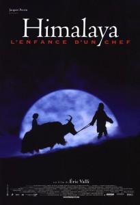"""Affiche du film """"Himalaya - l'enfance d'un chef"""""""